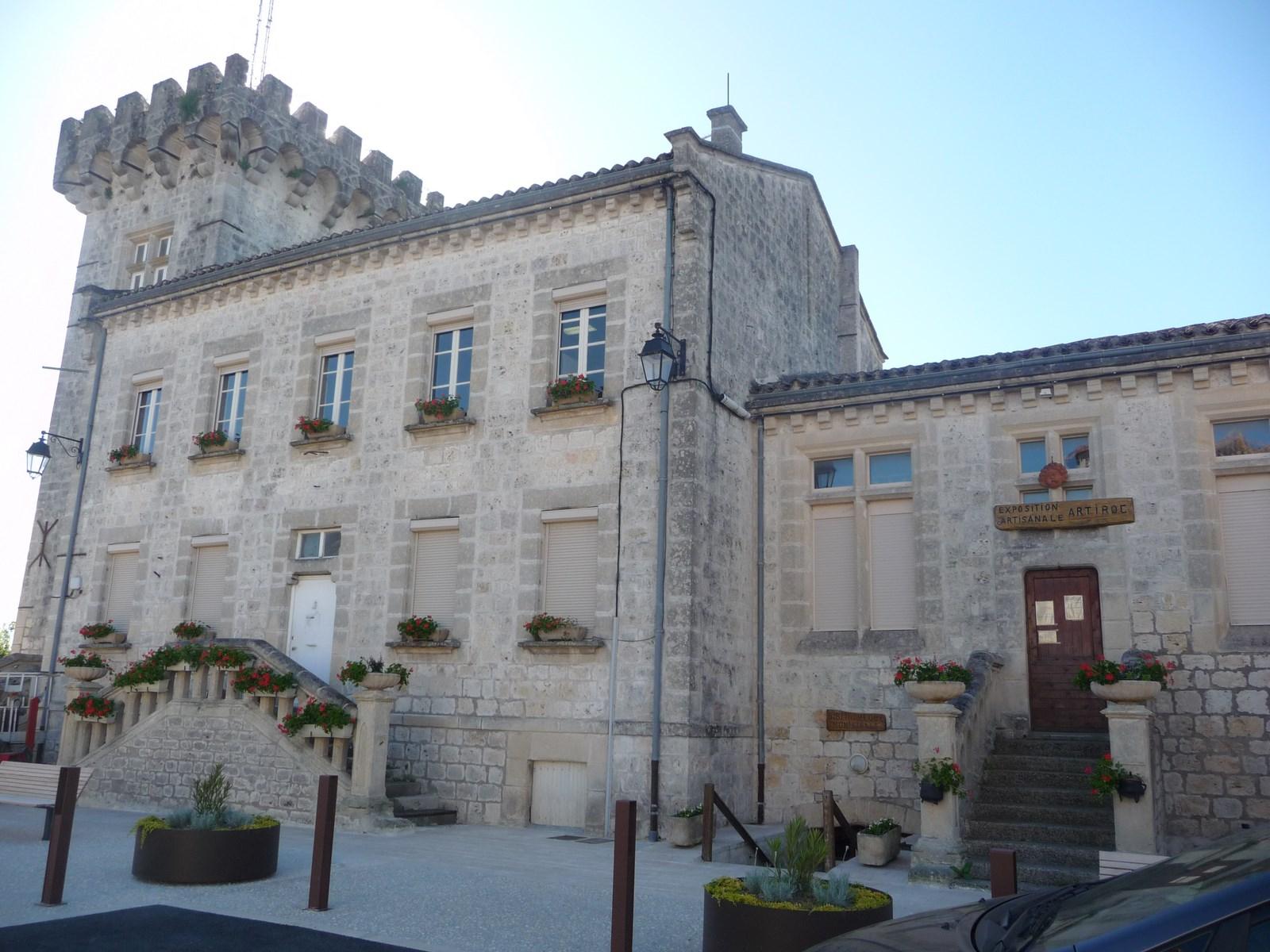 Roquecor Mairie