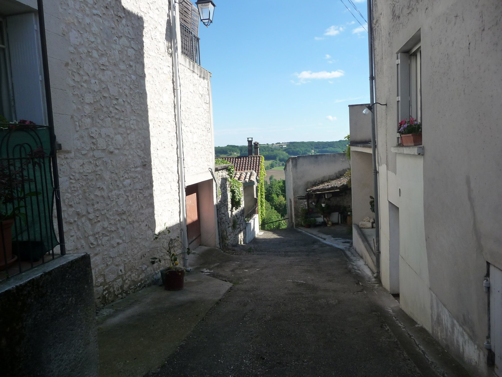 Roquecor ruelle