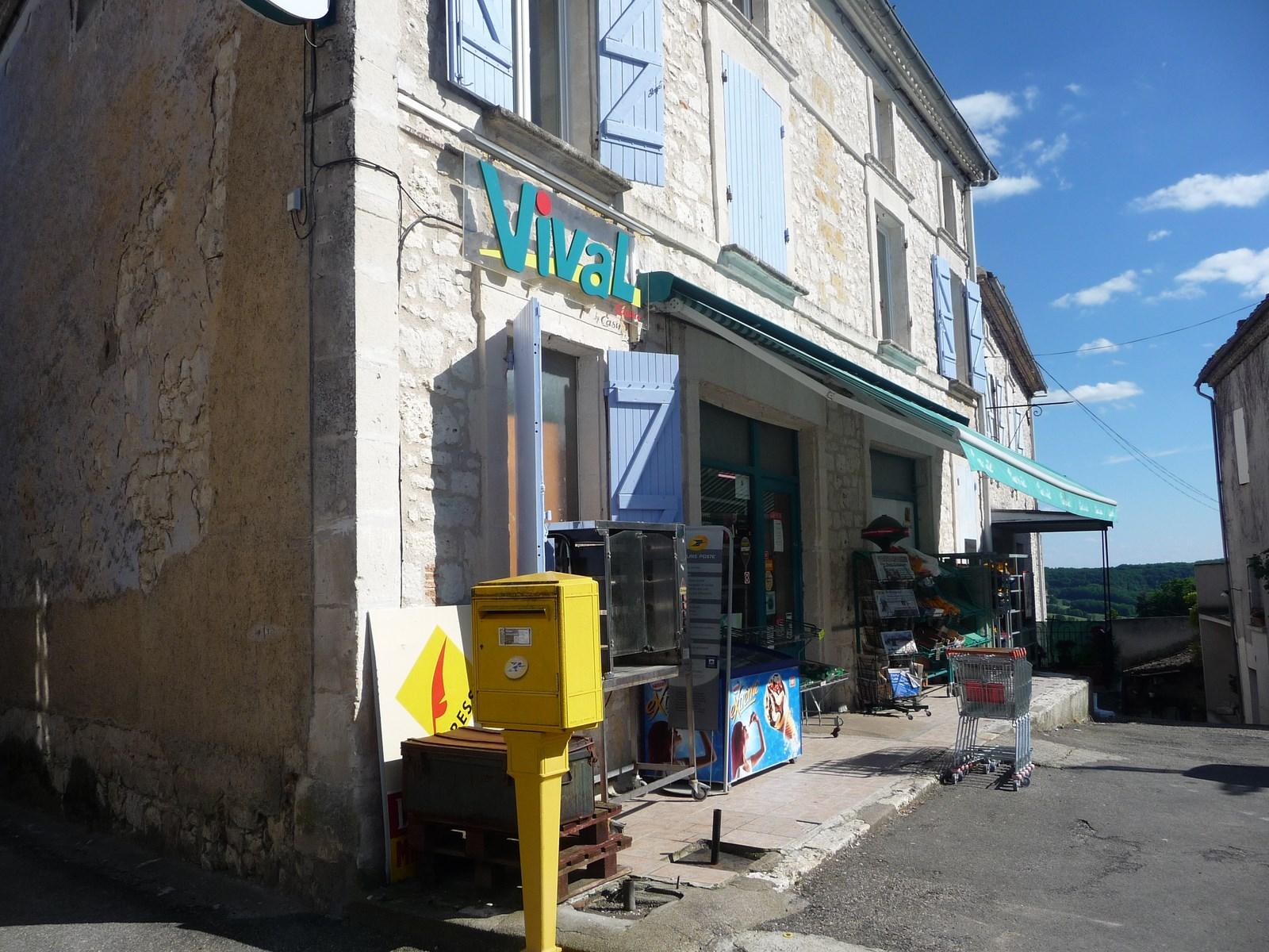 Roquecor commerçant Utile