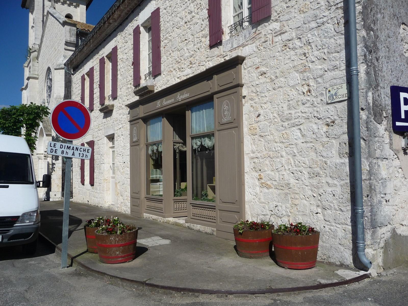 Roquecor commerçant savonnerie